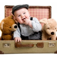 Travelling with a baby - up to 1 year